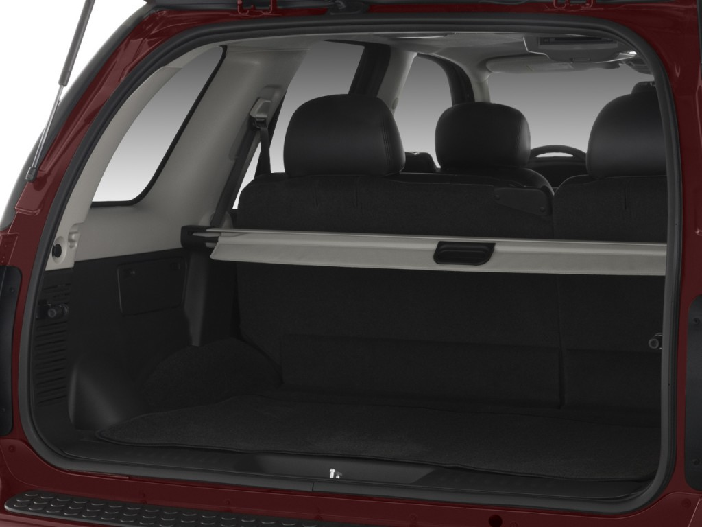 Image: 2008 Chevrolet TrailBlazer 2WD 4-door SS w/1SS Trunk, size: 1024 x 768, type: gif, posted ...