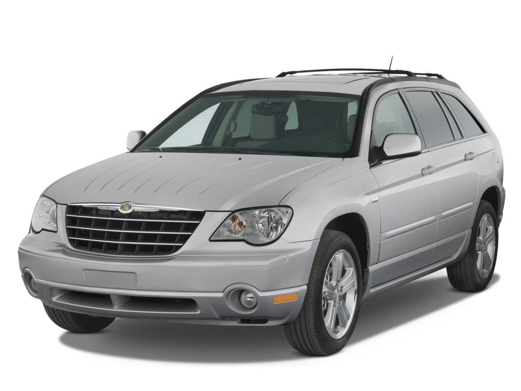 2008 Chrysler Pacifica Review Ratings Specs Prices And Photos The Car Connection