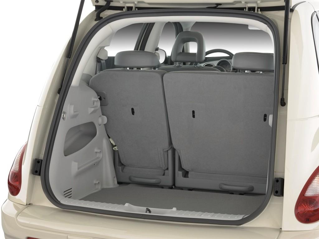 Image: 2008 Chrysler PT Cruiser 4-door Wagon Trunk, size ...
