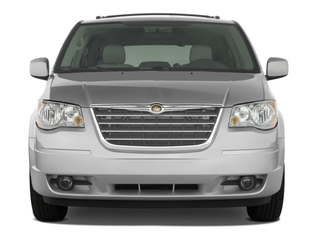 image 2008 chrysler town country 4 door wagon touring front exterior view size 1024 x 768. Black Bedroom Furniture Sets. Home Design Ideas