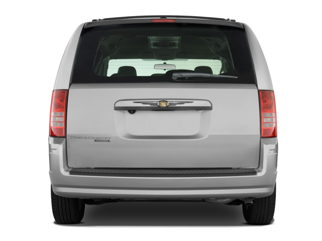Chrysler Town Country Door Wagon Touring Rear Exterior View L on 2001 Chrysler Lhs Recall