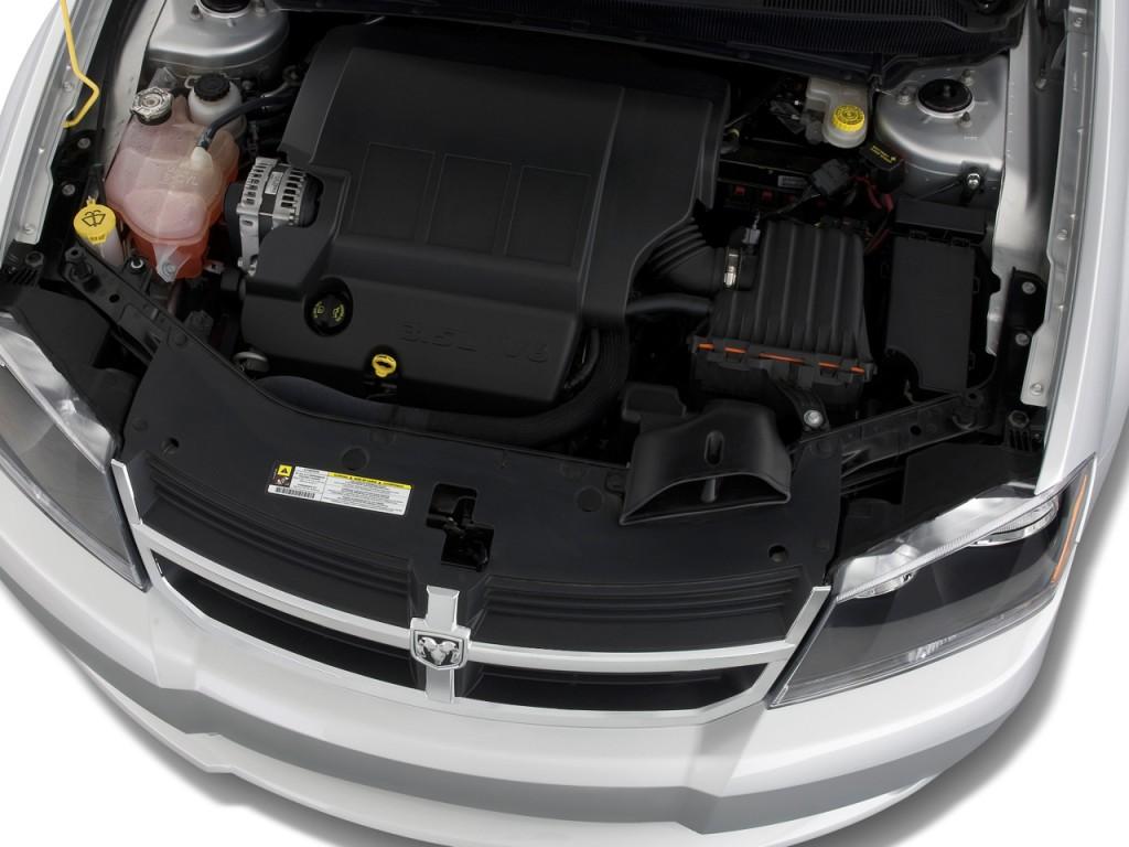 Image 2008 dodge avenger 4 door sedan r t fwd engine for 2008 dodge avenger motor for sale