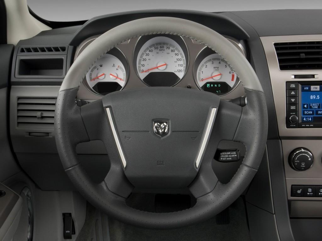Image 2008 Dodge Avenger 4 Door Sedan R T Fwd Steering