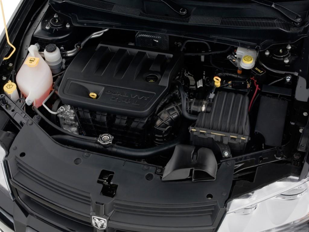 Image 2008 Dodge Avenger 4 Door Sedan Se Fwd Engine Size