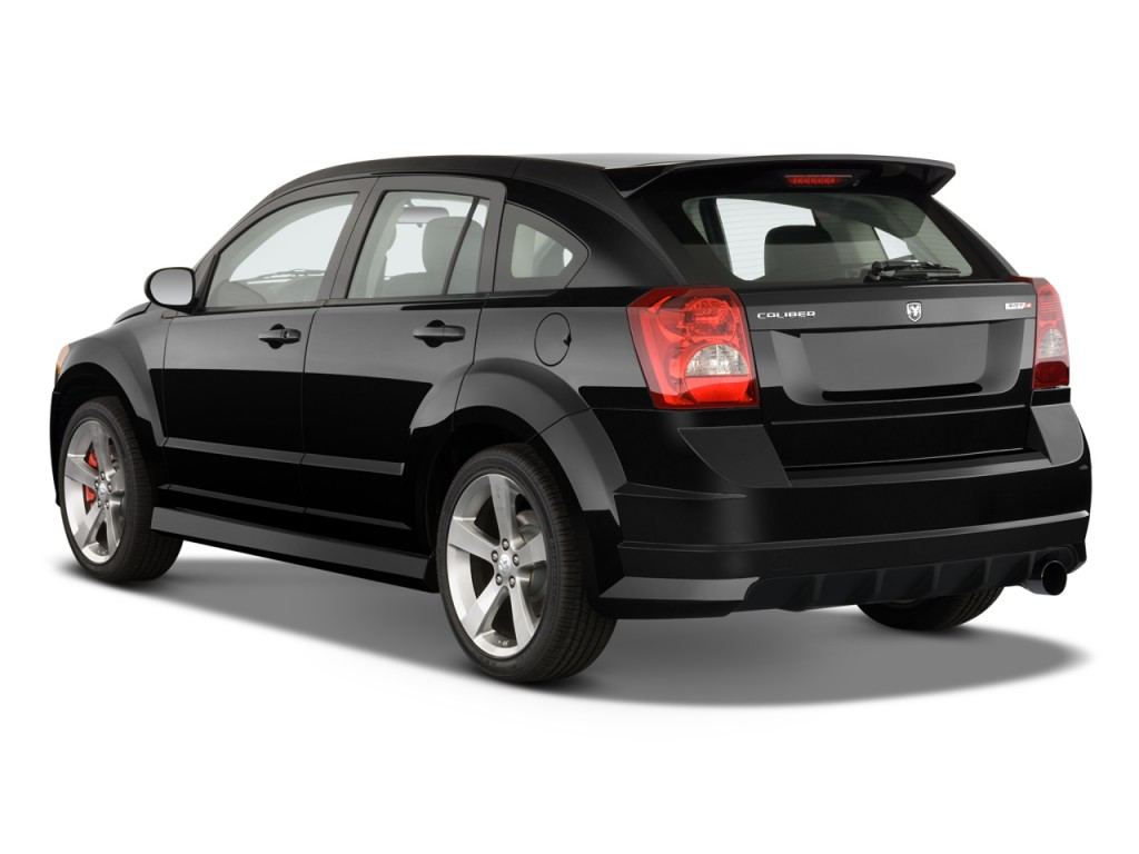 Image 2008 Dodge Caliber 4 Door Hb Srt4 Fwd Angular Rear