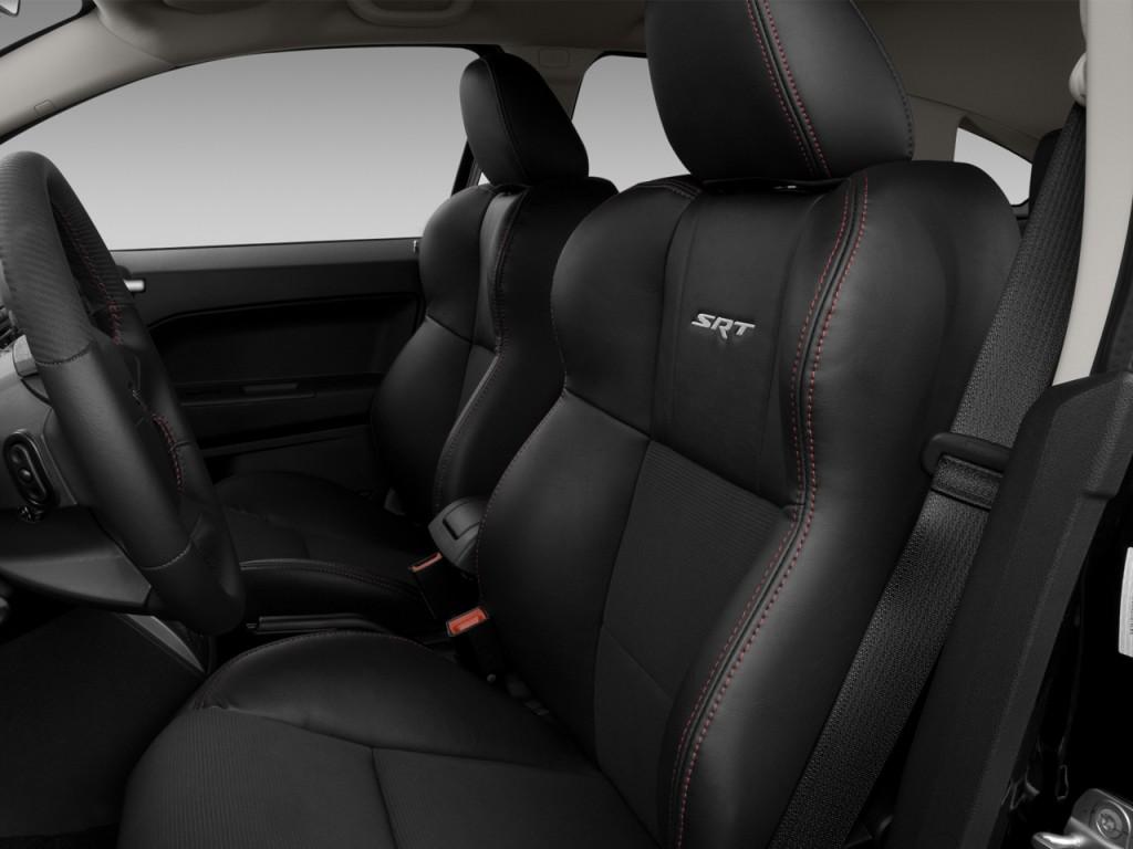 Image 2008 Dodge Caliber 4 Door Hb Srt4 Fwd Front Seats