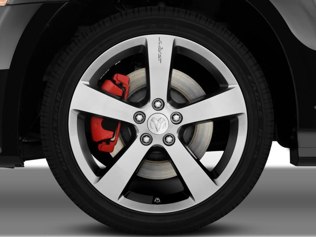 Image 2008 Dodge Caliber 4 Door Hb Srt4 Fwd Wheel Cap