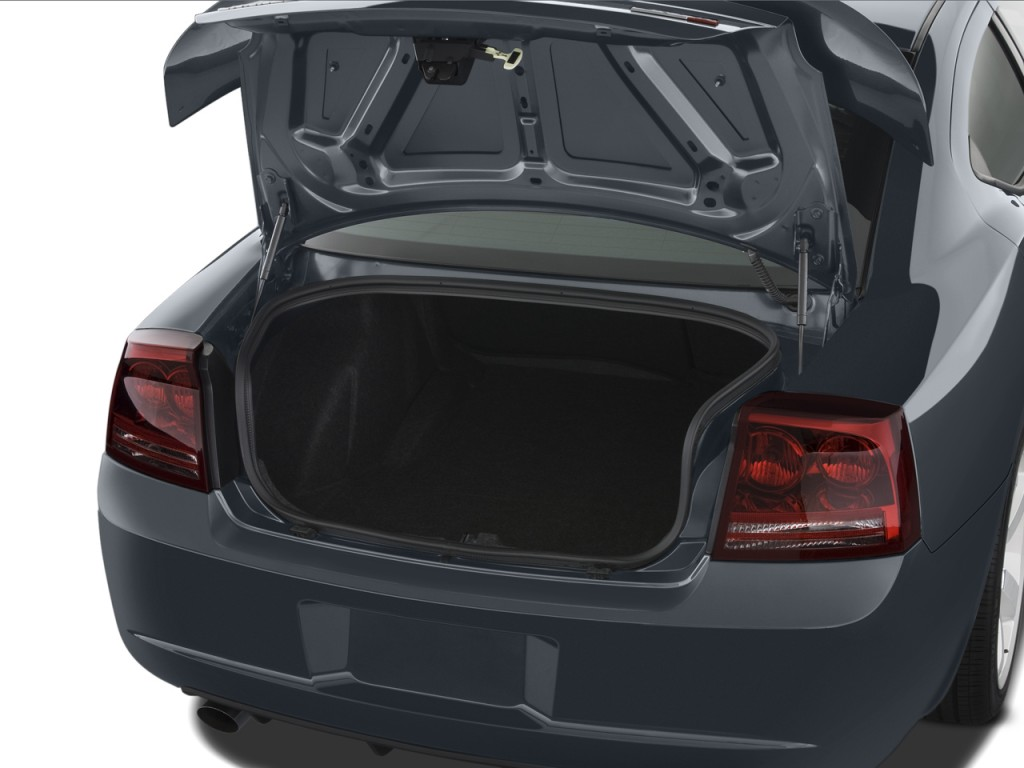 Dodge Charger Door Sedan Srt Rwd Trunk L