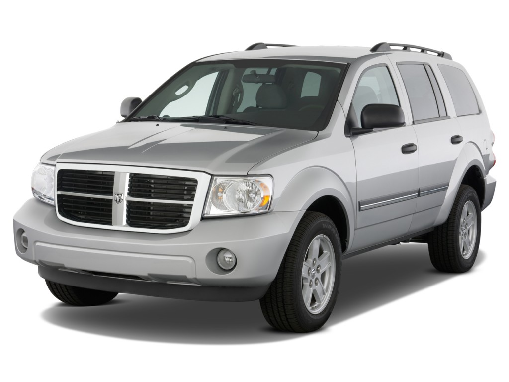 2008 Dodge Durango Review Ratings Specs Prices And Photos The Car Connection
