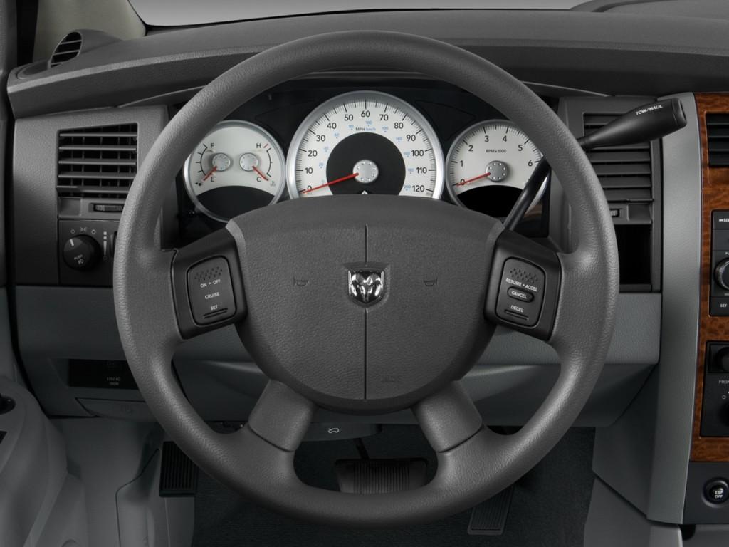 2005 Dodge Durango St >> Image: 2008 Dodge Durango 2WD 4-door SLT Steering Wheel, size: 1024 x 768, type: gif, posted on ...