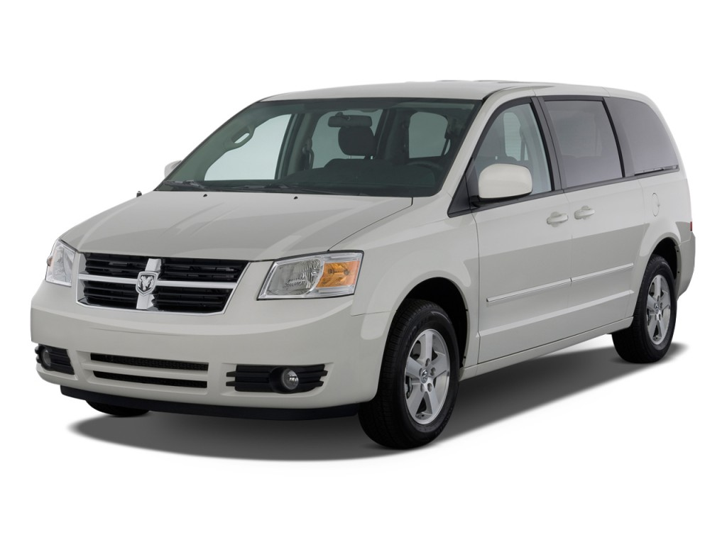 2008 Dodge Grand Caravan Review Ratings Specs Prices And Photos The Car Connection