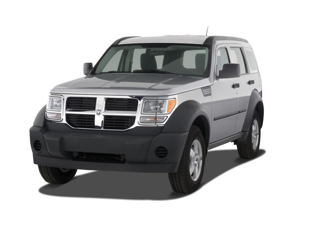2008 dodge nitro review ratings specs prices and photos the rh thecarconnection com Dodge Nitro Manual Transmission 2008 Dodge Nitro Owner's Manual