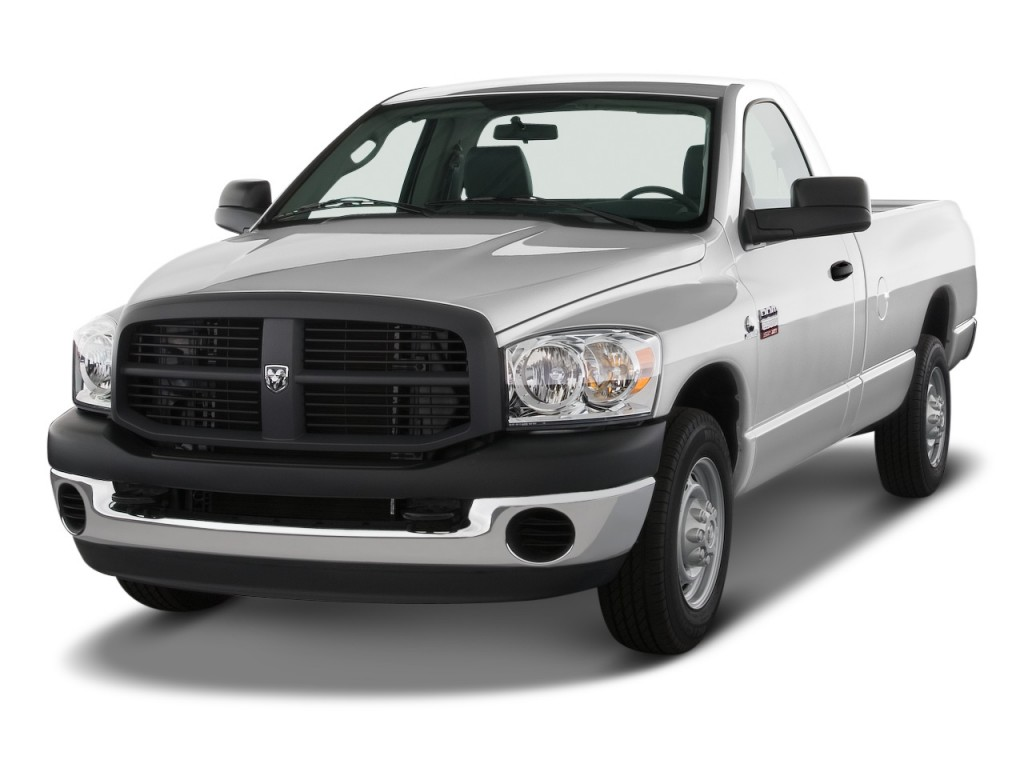 2008 Dodge Ram 2500 Review, Ratings, Specs, Prices, and Photos - The