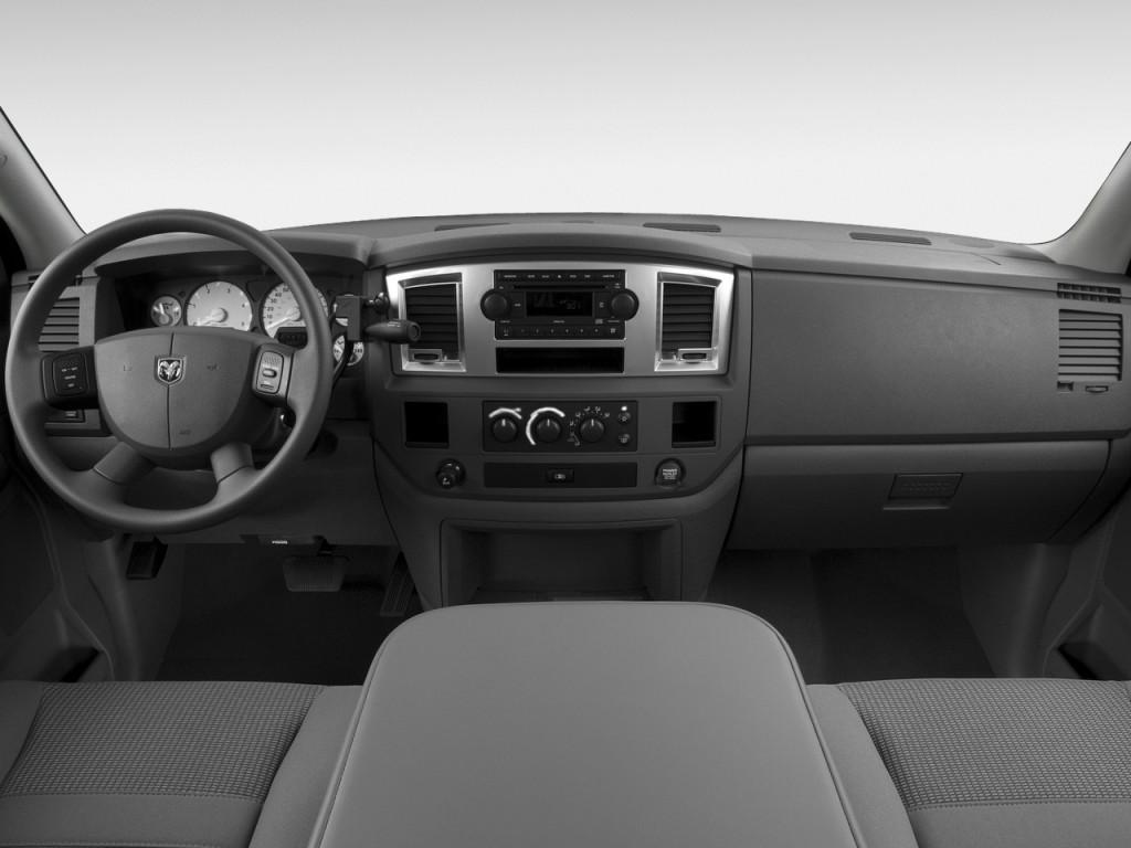 "Image: 2008 Dodge Ram 3500 2WD Mega Cab 160.5"" SXT ..."