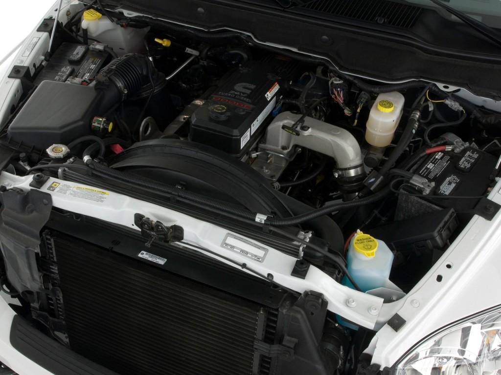 """Image: 2008 Dodge Ram 3500 2WD Quad Cab 160.5"""" Laramie ..."""