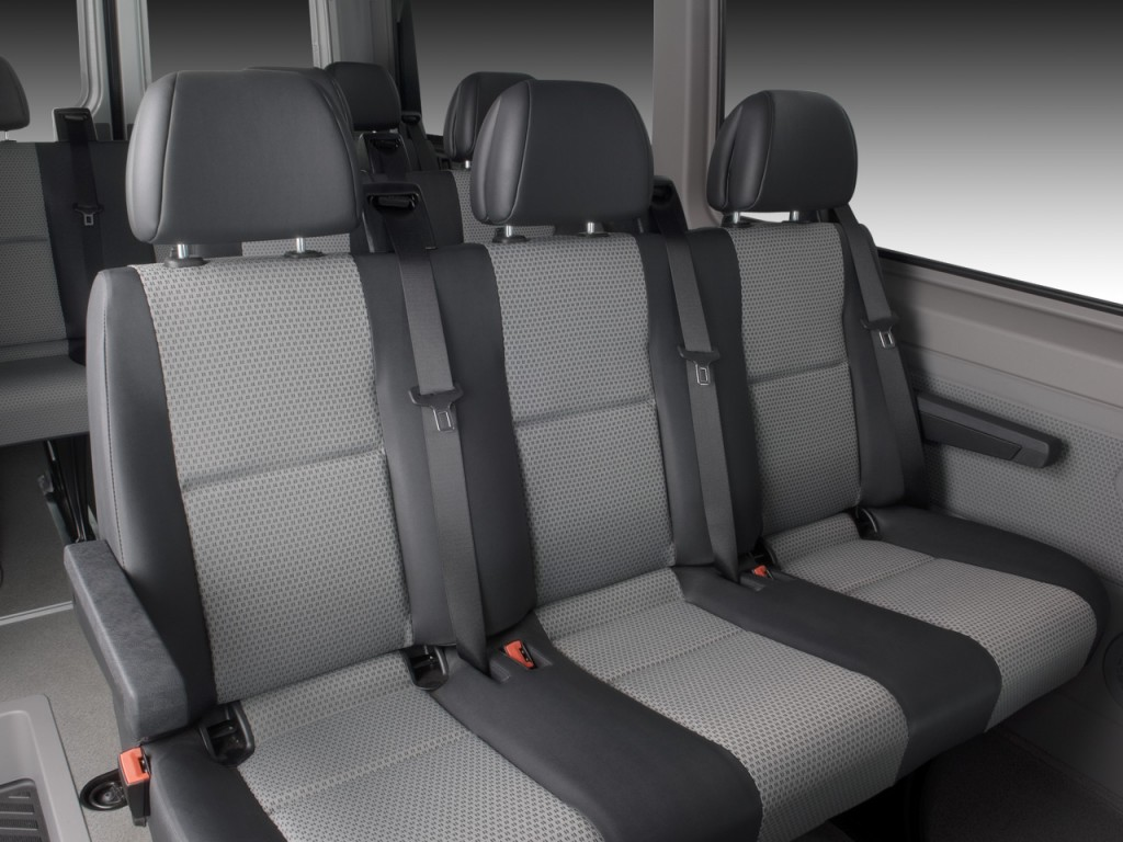 Dodge Sprinter Wagon Rear Seats L