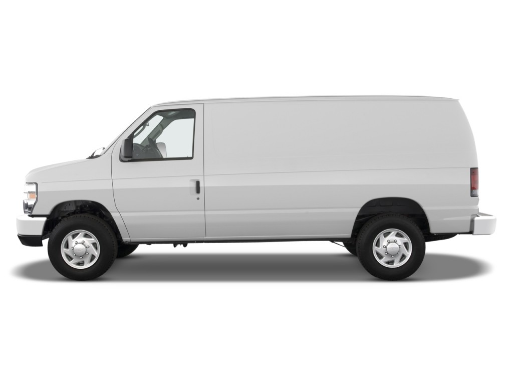 image 2008 ford econoline cargo van e 250 commercial side exterior view size 1024 x 768 type. Black Bedroom Furniture Sets. Home Design Ideas