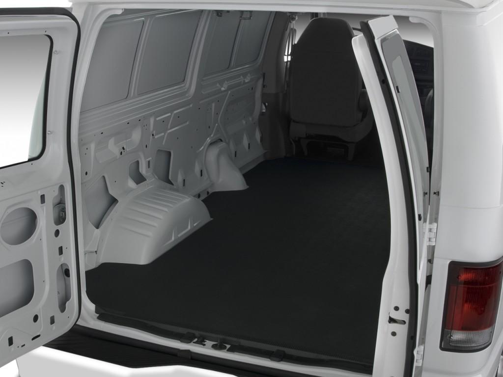 Image 2008 Ford Econoline Cargo Van E 250 Commercial