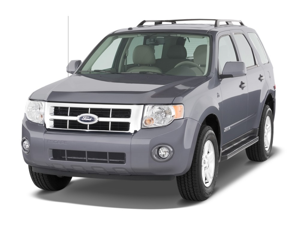 2008 Ford Escape Review Ratings Specs Prices And Photos The