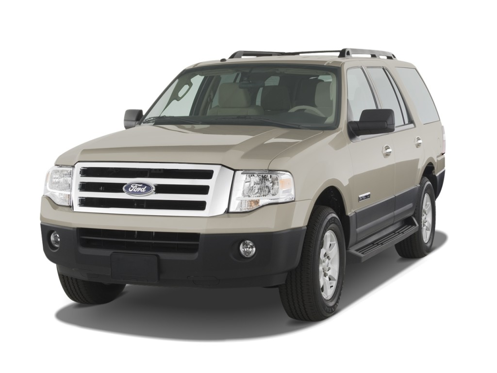 2008 Ford Expedition Review, Ratings, Specs, Prices, and Photos - The Car  Connection