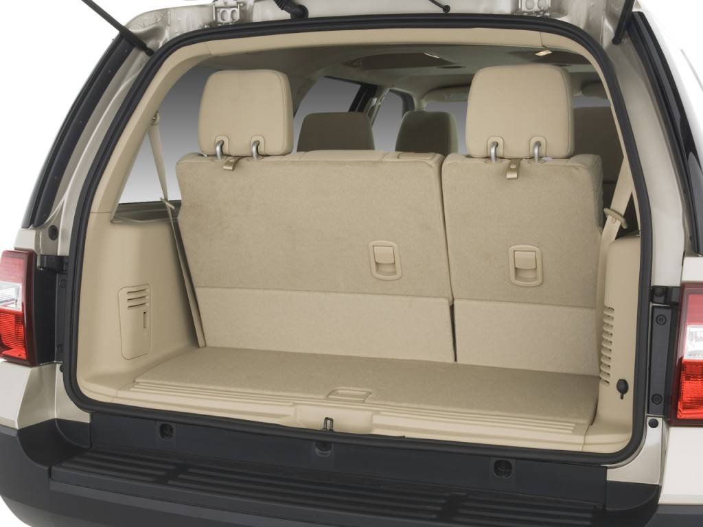 Image 2008 Ford Expedition 2wd 4 Door Xlt Trunk Size