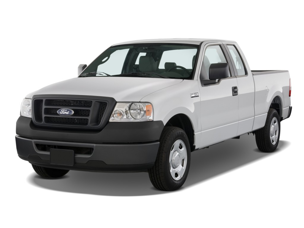 2008 Ford F-150 Review, Ratings, Specs, Prices, and Photos