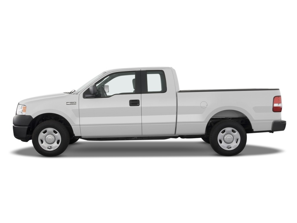 image 2008 ford f 150 2wd supercab 145 xl side exterior view size 1024 x 768 type gif. Black Bedroom Furniture Sets. Home Design Ideas