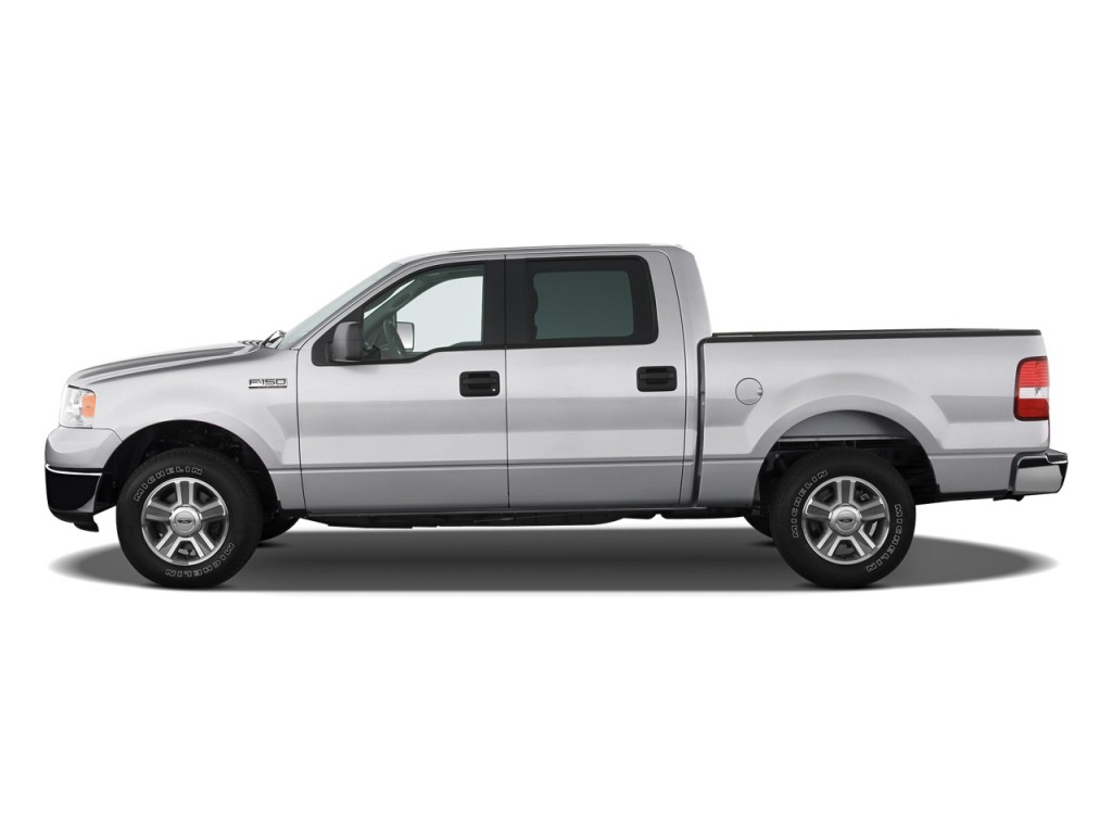 Image 2008 Ford F 150 2wd Supercrew 139 Quot Xlt Side Exterior View Size 1024 X 768 Type Gif