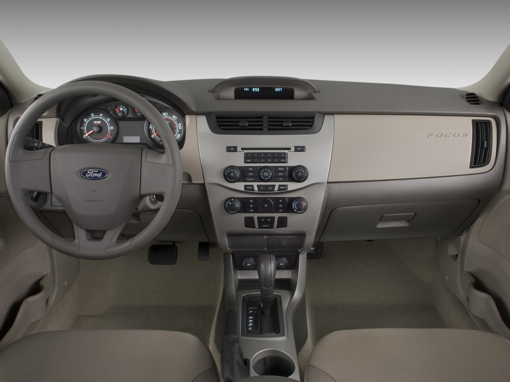 Ford Focus Door Coupe S Dashboard L