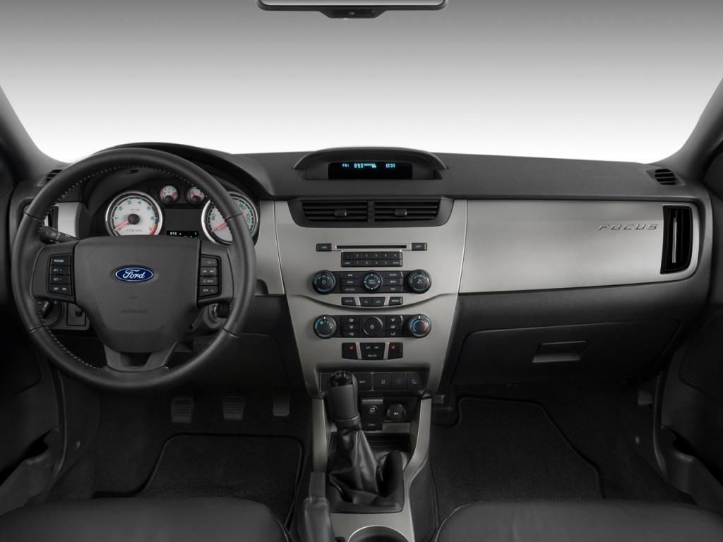 image 2008 ford focus 2 door coupe se dashboard size. Black Bedroom Furniture Sets. Home Design Ideas