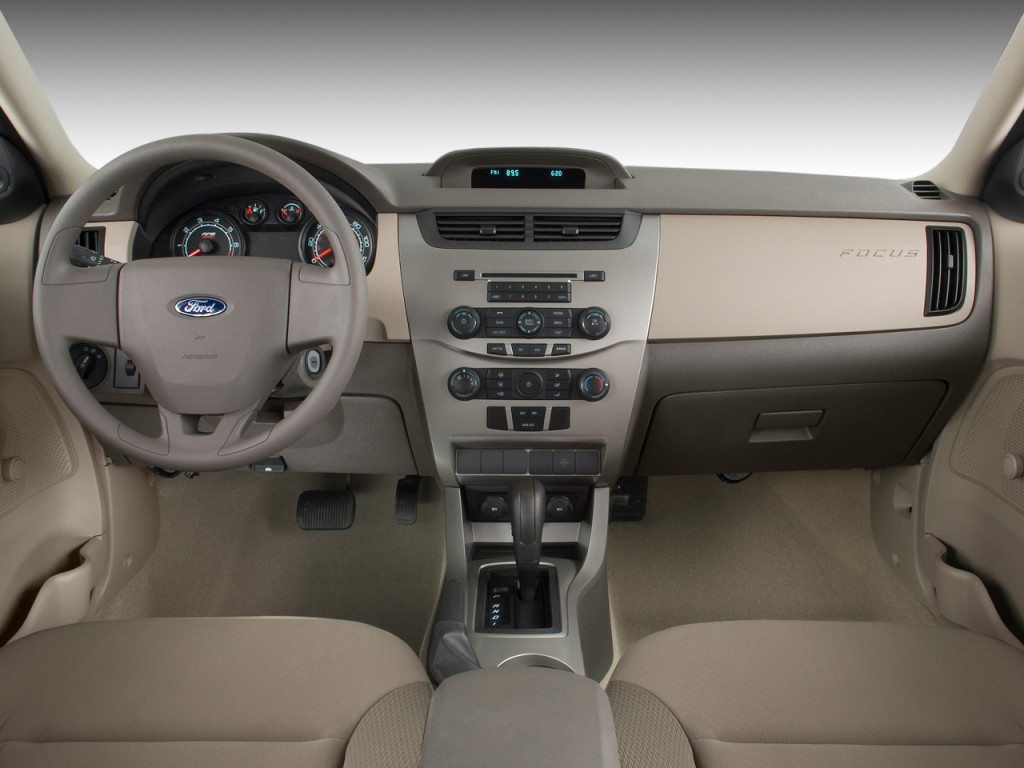 Ford Focus Door Sedan S Dashboard L