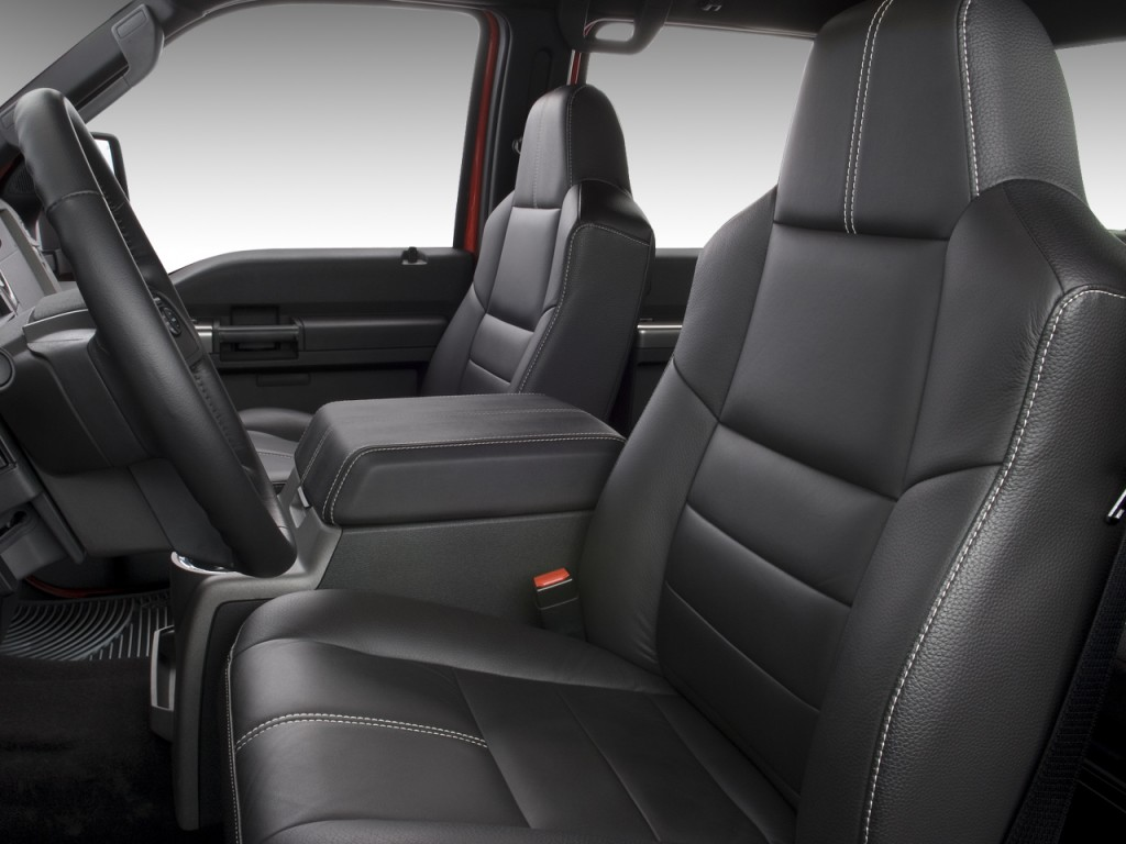 """F250 Crew Cab >> Image: 2008 Ford Super Duty F-250 4WD Crew Cab 156"""" FX4 Front Seats, size: 1024 x 768, type: gif ..."""