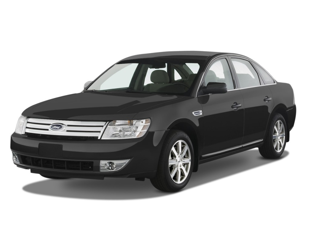 2008 Ford Taurus Review Ratings Specs Prices And Photos The 2003 Manual Car Connection