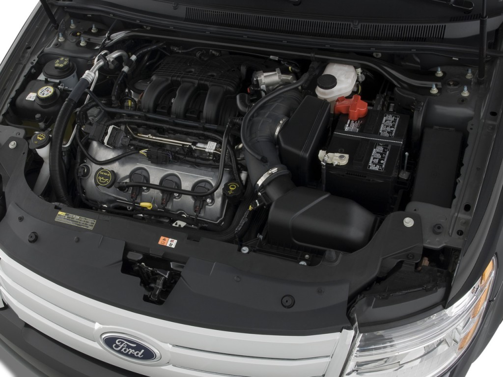 2017 Ford Transit Connect Wagon >> Image: 2008 Ford Taurus 4-door Sedan SEL FWD Engine, size: 1024 x 768, type: gif, posted on ...