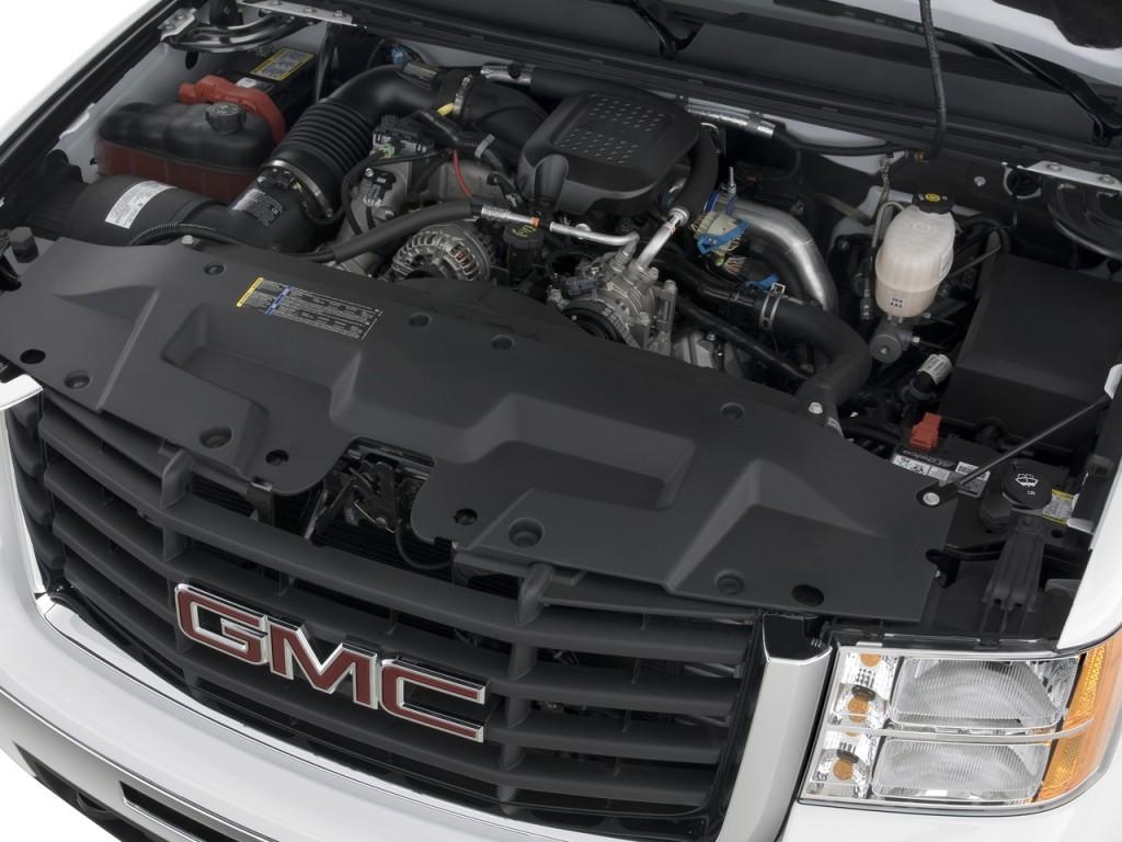 """2017 Yukon Slt >> Image: 2008 GMC Sierra 2500HD 2WD Crew Cab 153"""" SLE1"""