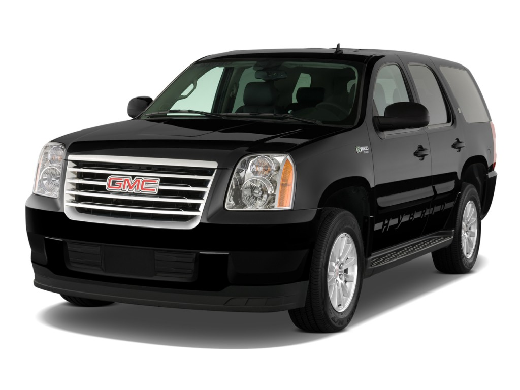 2008 Gmc Yukon Hybrid Review Ratings Specs Prices And Photos The Car Connection