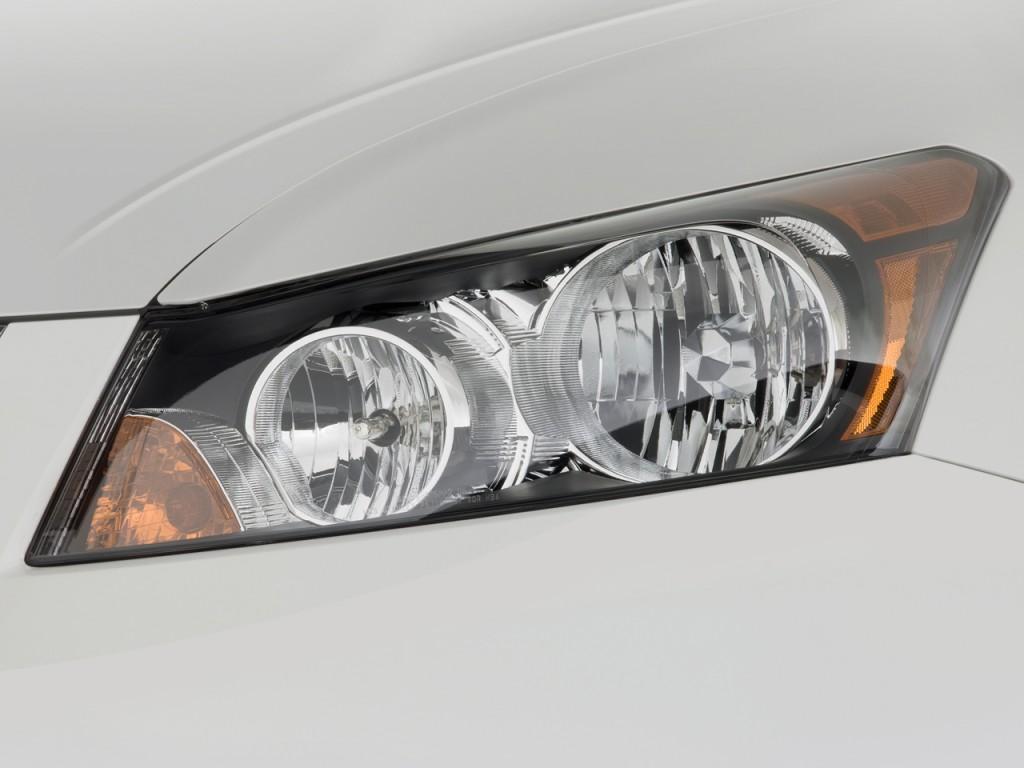 Image 2008 Honda Accord Sedan 4 Door I4 Auto Ex Headlight