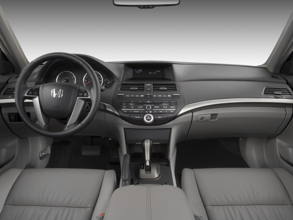 Image: 2008 Honda Accord Sedan 4-door I4 Auto EX-L ...
