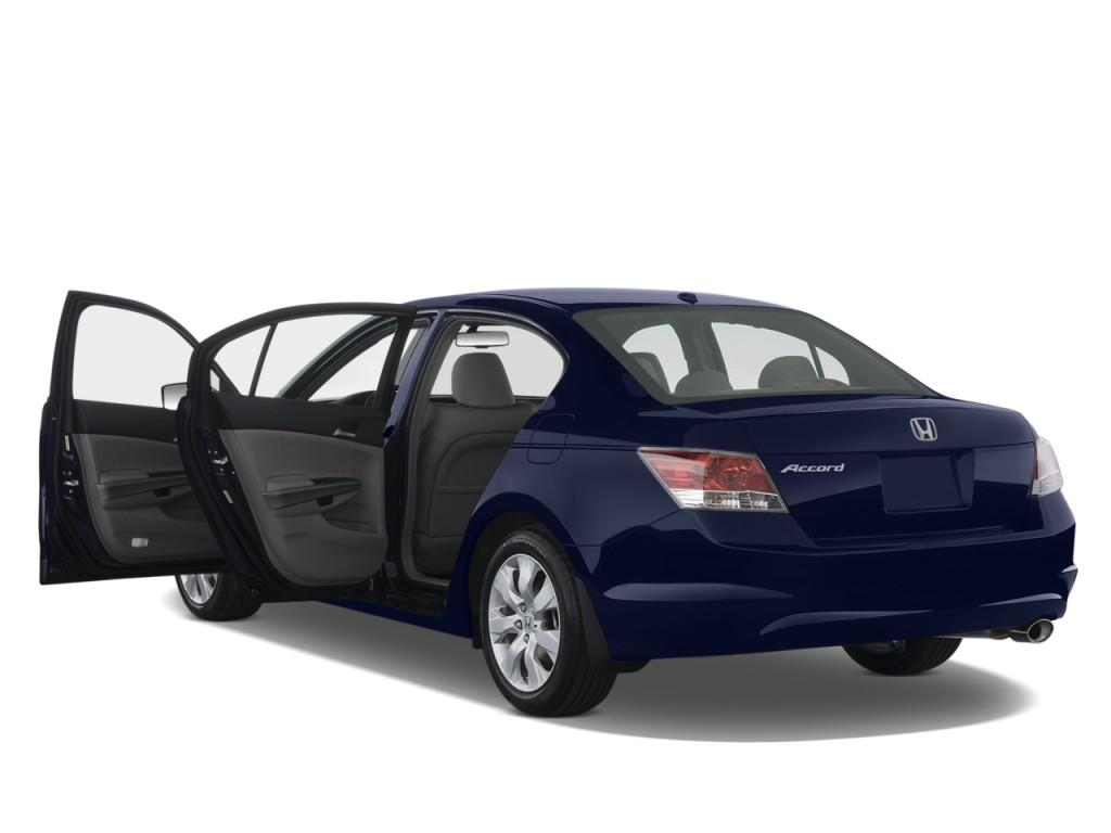 Image: 2008 Honda Accord Sedan 4-door I4 Auto EX-L Open ...