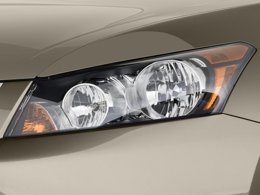 Image 2008 Honda Accord Sedan 4 Door I4 Auto Lx Headlight Size 1024 X 768 Type Gif Posted