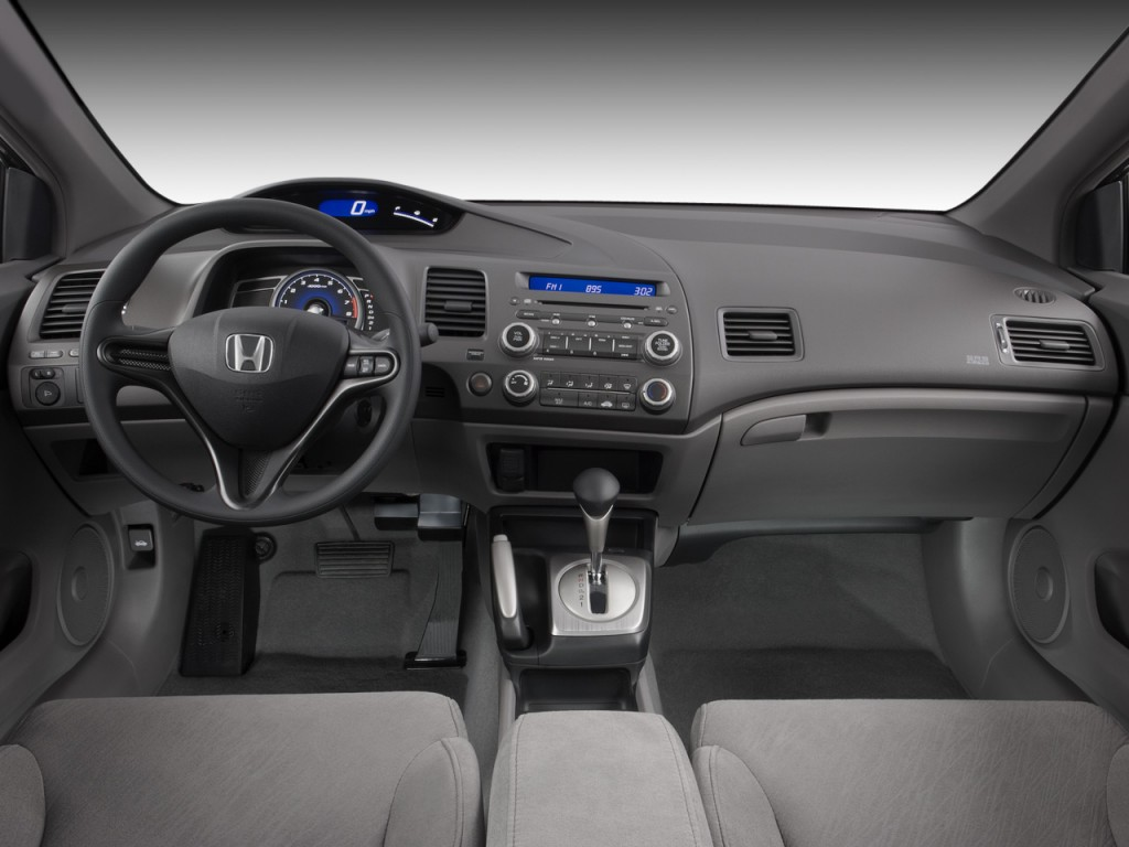 image 2008 honda civic coupe 2 door auto lx dashboard size 1024 x 768 type gif posted on. Black Bedroom Furniture Sets. Home Design Ideas