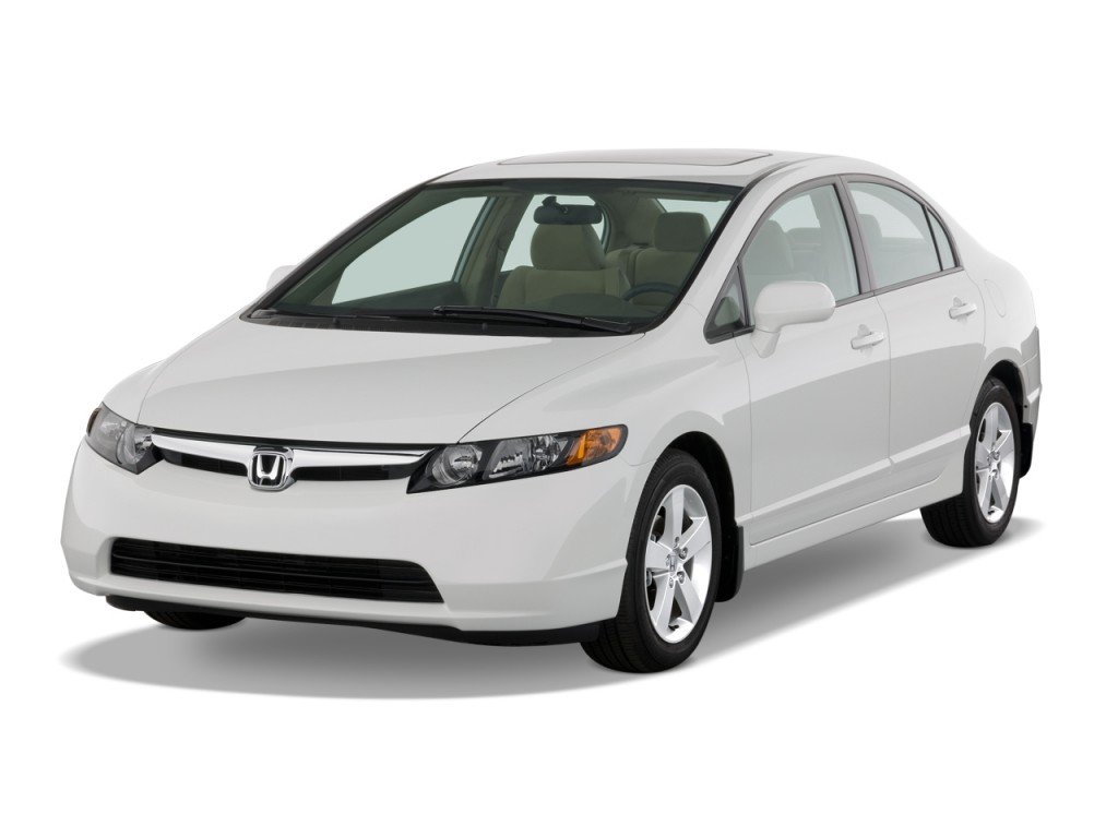 2008 Honda Civic Review, Ratings, Specs, Prices, And Photos   The Car  Connection