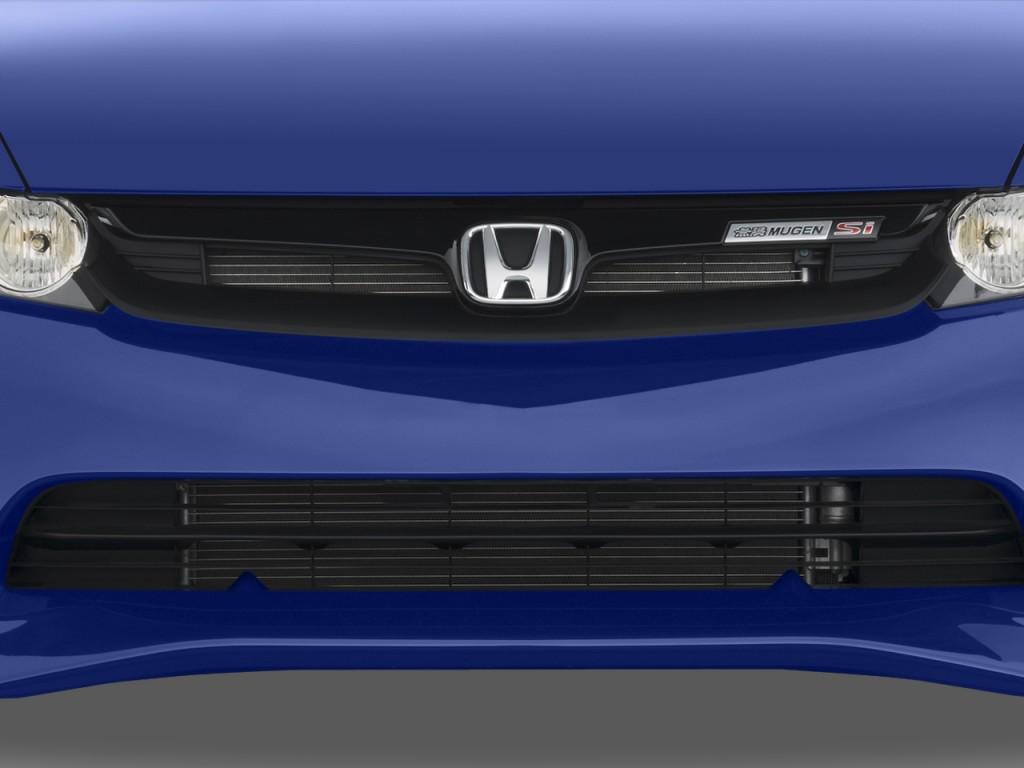 Image 2008 Honda Civic Sedan 4 Door Man Si Mugen Grille Size 1024 X 768 Type Gif Posted On