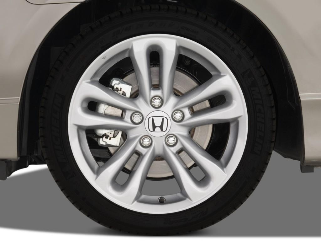 Image 2008 Honda Civic Sedan 4 Door Man Si W Summer Tires