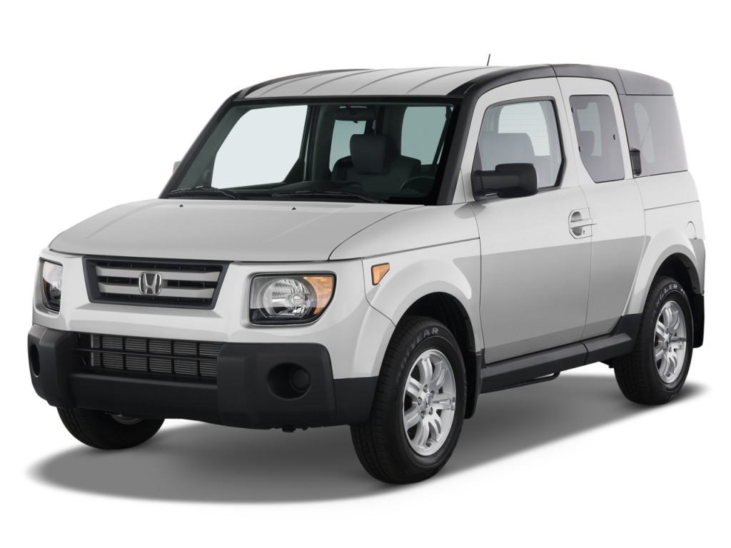 2008 Honda Element Review, Ratings, Specs, Prices, and Photos - The Car  Connection