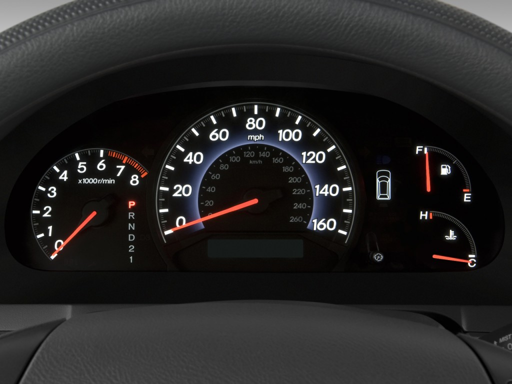 image 2008 honda odyssey 4 door wagon lx instrument cluster size 1024 x 768 type gif. Black Bedroom Furniture Sets. Home Design Ideas