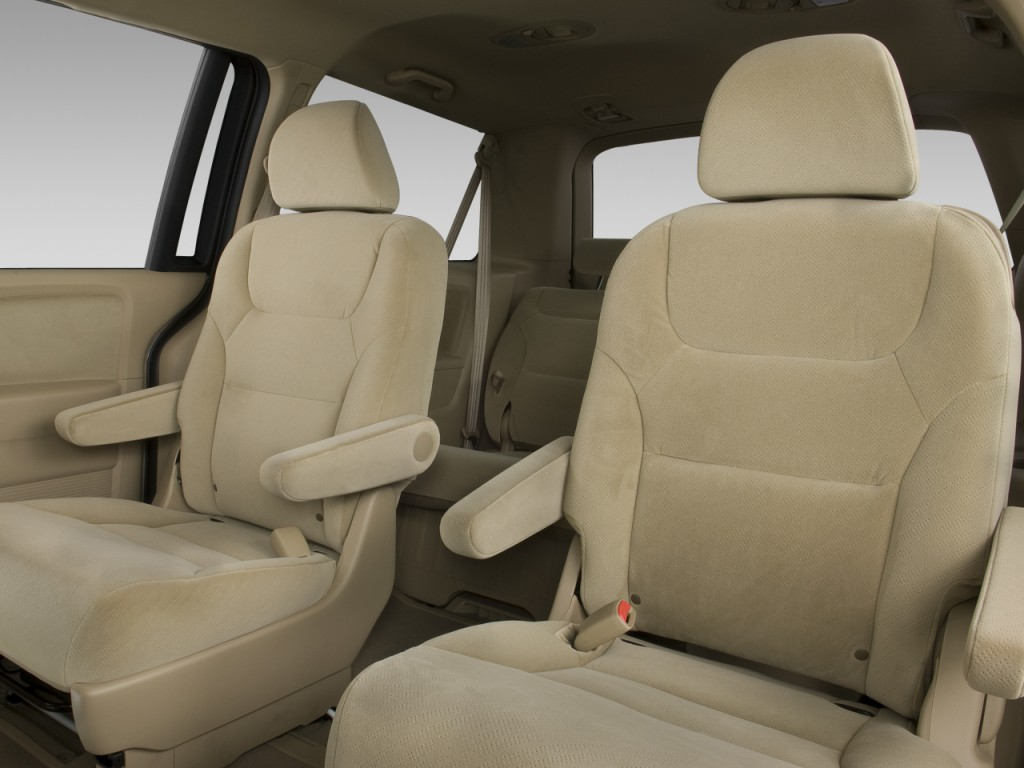 image 2008 honda odyssey 4 door wagon lx rear seats size 1024 x 768 type gif posted on. Black Bedroom Furniture Sets. Home Design Ideas