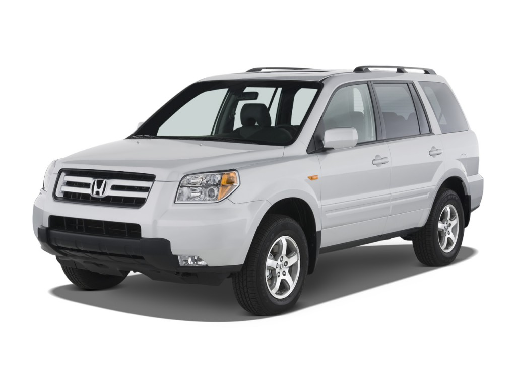 2008 Honda Pilot Review, Ratings, Specs, Prices, And Photos   The Car  Connection