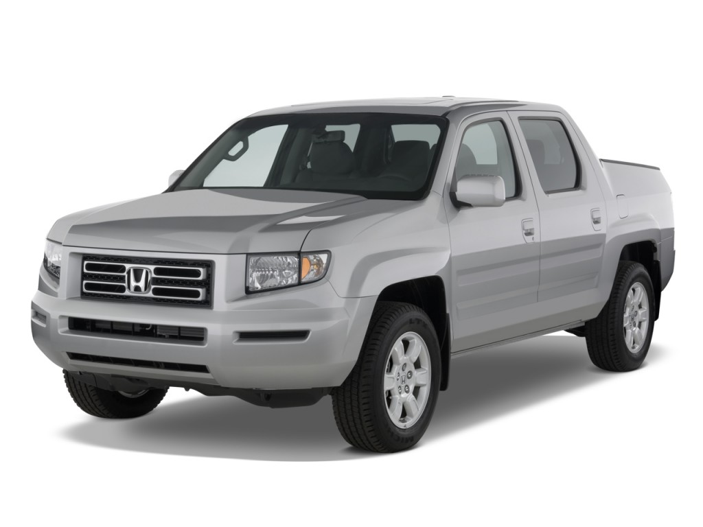 2008 Honda Ridgeline Review Ratings Specs Prices And Photos The Car Connection