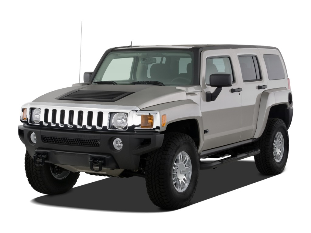 2008 HUMMER H3 Review, Ratings, Specs, Prices, and Photos - The Car  Connection